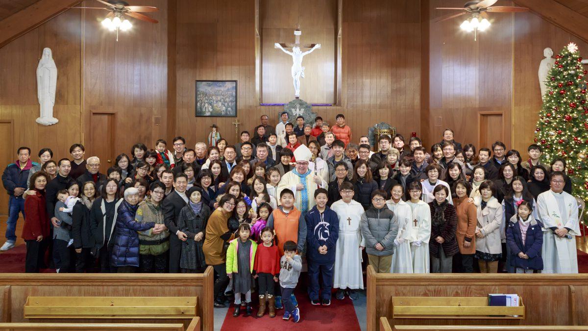 포트워스 한인 성당